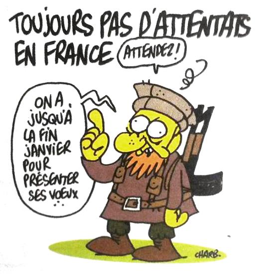 Adieu Charb