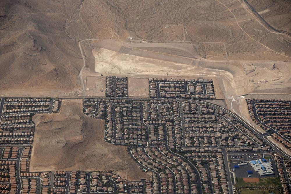una casa nel deserto internazionale