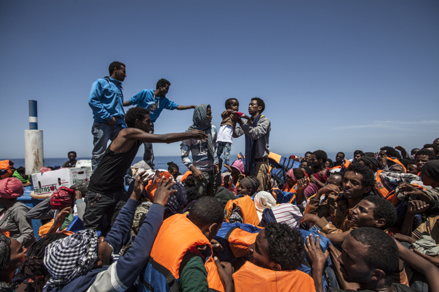Frontexit