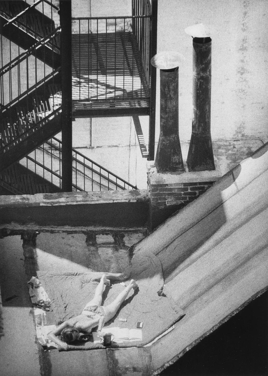 New York, il 9 luglio 1978. - (André Kertész)