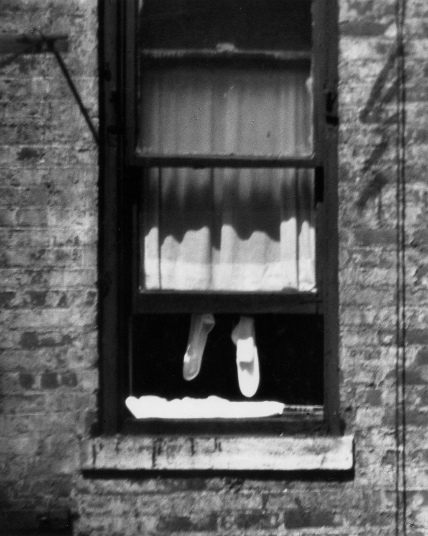 New York, il 26 luglio 1960. - (André Kertész)
