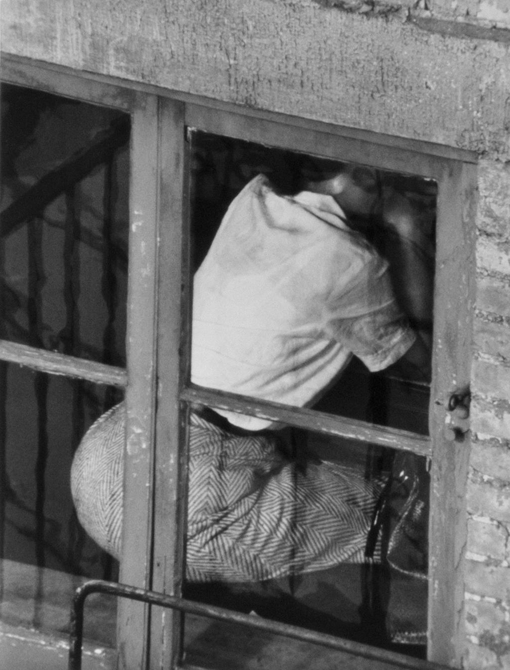 New York, il 10 novembre 1960. - (André Kertész)