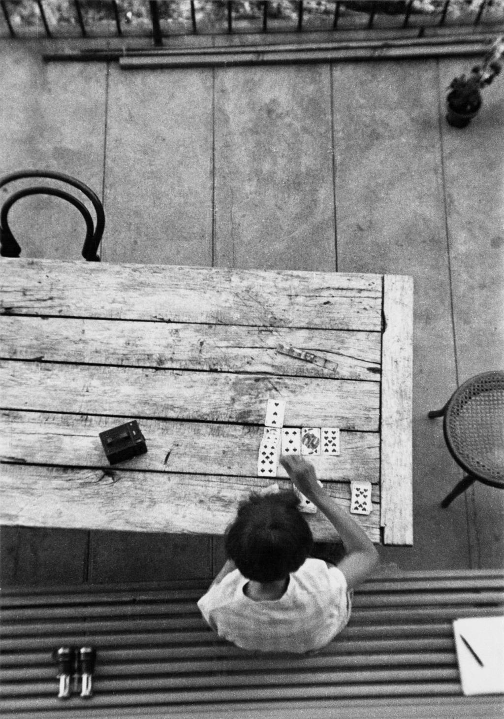 Saint-Gervais-les-Bains, Francia, 1929. - (André Kertész)