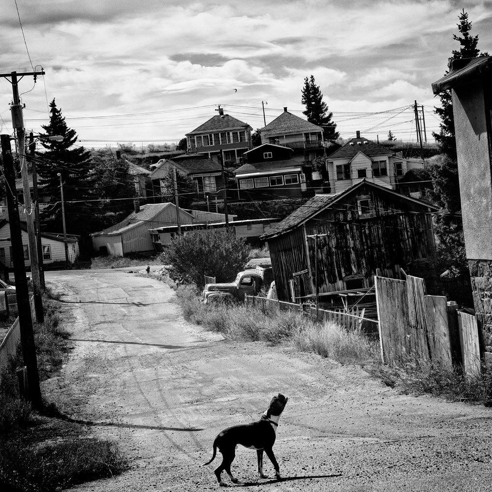 Walkerville, Montana, 2015. La popolazione è di 675 abitanti e il 39,4 per cento vive sotto la soglia di povertà. - (Matt Black, Magnum/Contrasto)