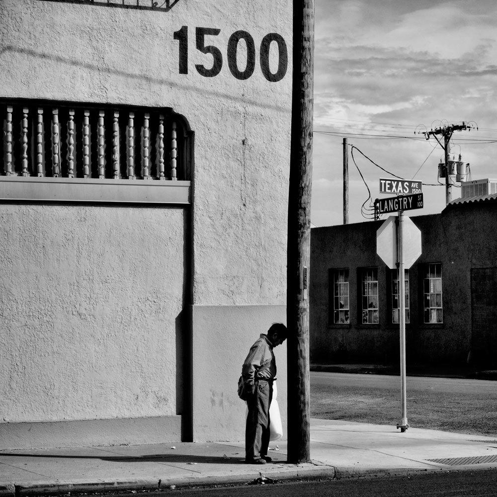 El Paso, Texas, 2015. La popolazione è di 649.121 abitanti e il 21,5 per cento vive sotto la soglia di povertà. - (Matt Black, Magnum/Contrasto)
