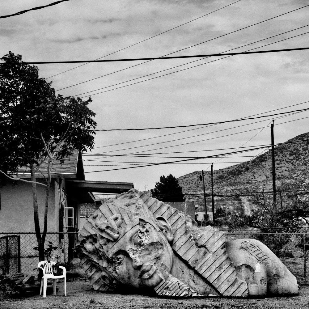 Contea di Doña Ana, New Mexico, 2015. La popolazione è di 209.233 abitanti e il 27 per cento vive sotto la soglia di povertà. - (Matt Black, Magnum/Contrasto)