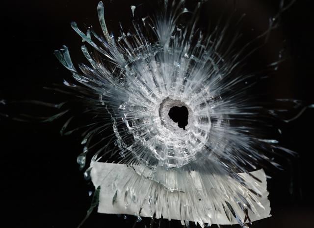 Terrorismo - Magazine cover
