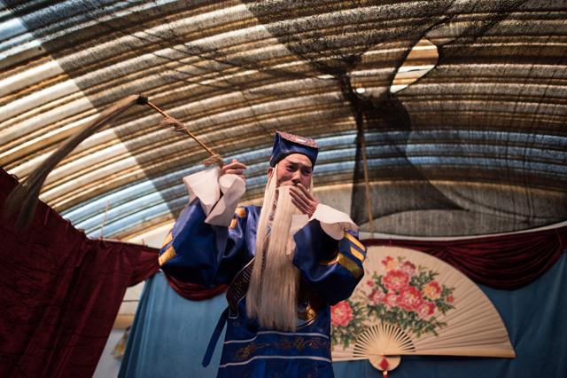 Dove si nasconde l ultimo teatro tradizionale cinese for Casa tradizionale cinese