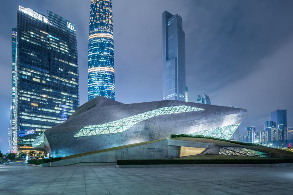 L opera di zaha hadid internazionale - Hadid architetto ...