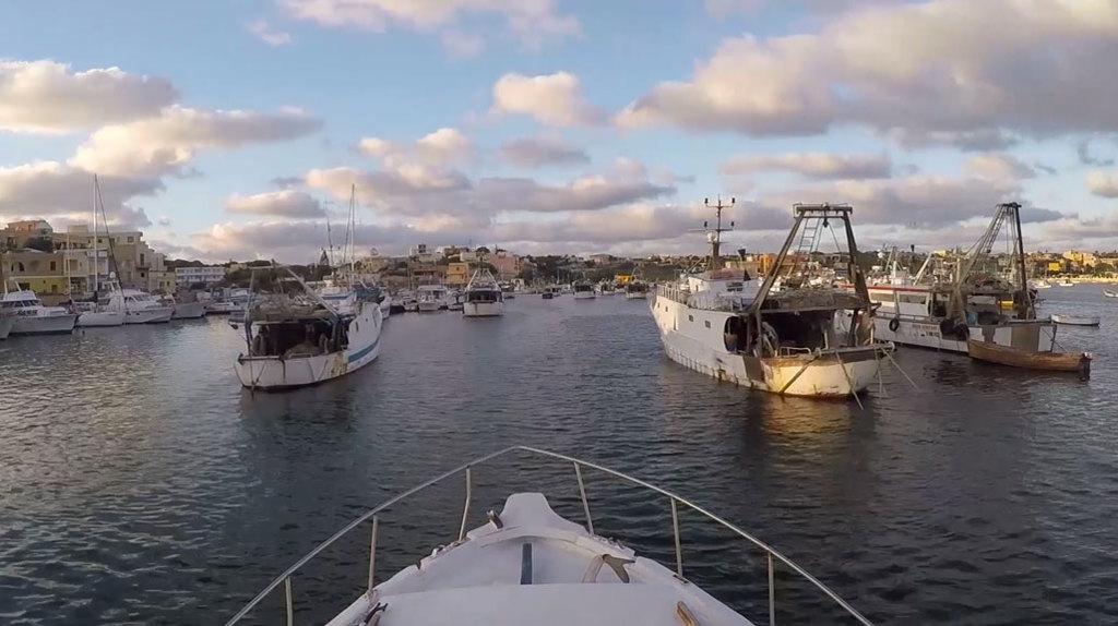 Affonda peschereccio al largo di Lampedusa, procura apre un fascicolo$