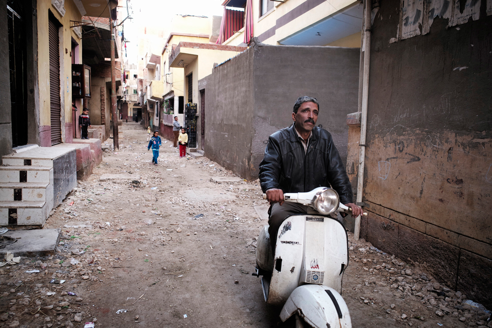Il Cairo, Egitto, il 10 dicembre 2015. - David Degner, The New York Times/Contrasto