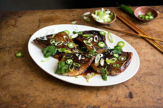 Come preparare il pesce serra alla vietnamita