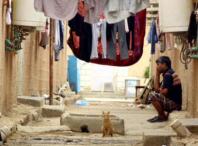 In Arabia Saudita migliaia di operai stranieri rivendicano i loro salari