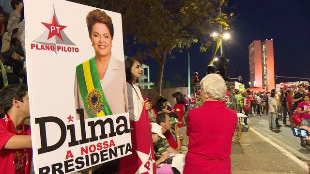 Ore decisive per Dilma Rousseff