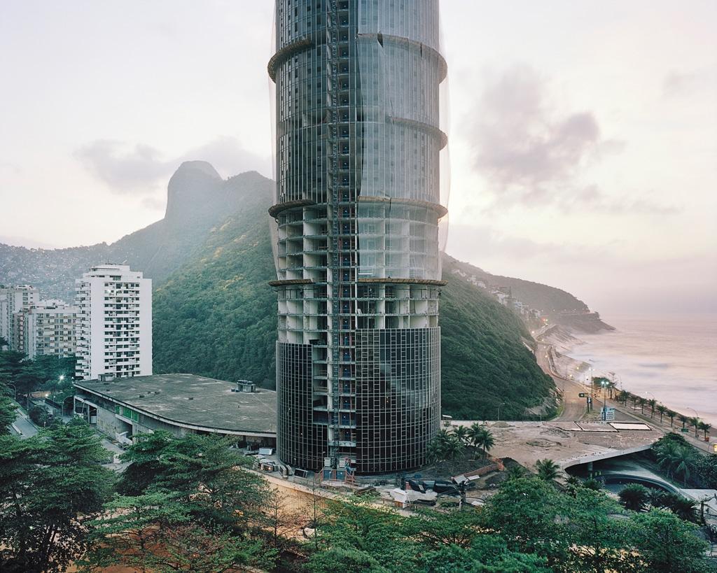Rio de Janeiro, 2015. - Vincent Catala, Karma press photo/Vu