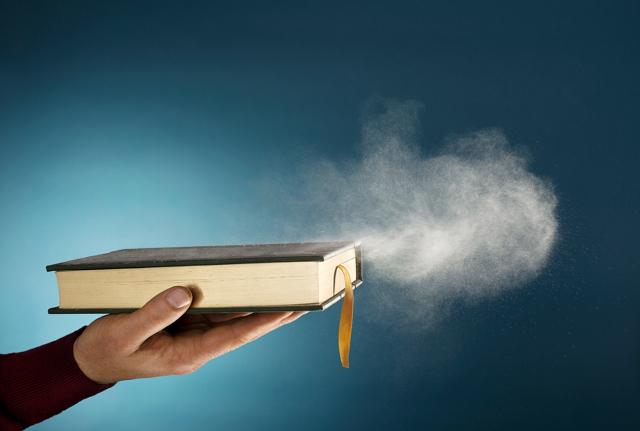 Una risposta da dare a chi chiede i libri in prestito