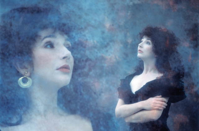 Lo sguardo di Guido Harari su Kate Bush