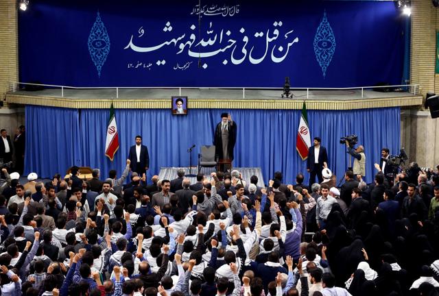Guerra d'insulti tra l'Iran e l'Arabia Saudita