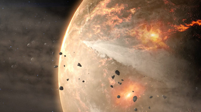 La sonda Osiris-Rex parte alla scoperta dell'asteroide Bennu