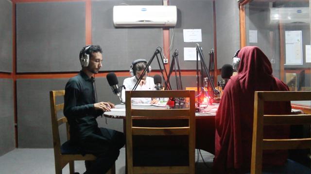 Le giornaliste afgane in prima linea contro l'oscurantismo
