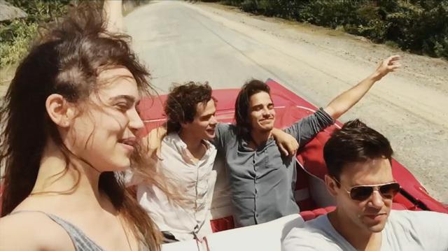 Gabriele Muccino racconta una scena di L'estate addosso
