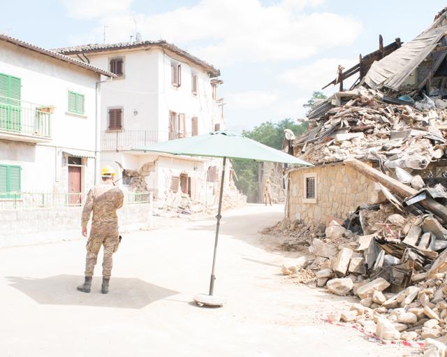 Attivisti digitali al lavoro dopo i terremoti