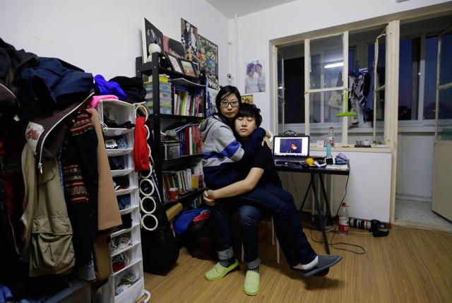 In Cina le persone lgbt escono dall'ombra ma con cautela