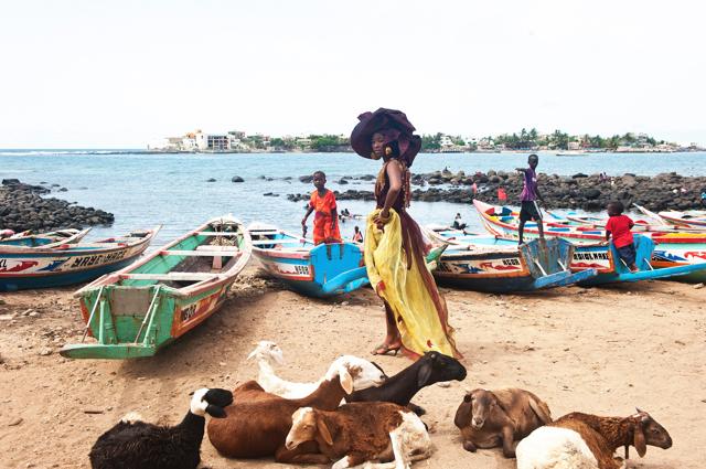 Il primo fotografo del Ghana