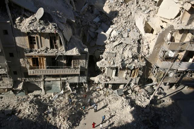 La guerra ha cambiato il modo di raccontare la Siria