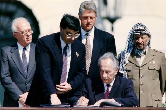 Shimon Peres, 1923-2014