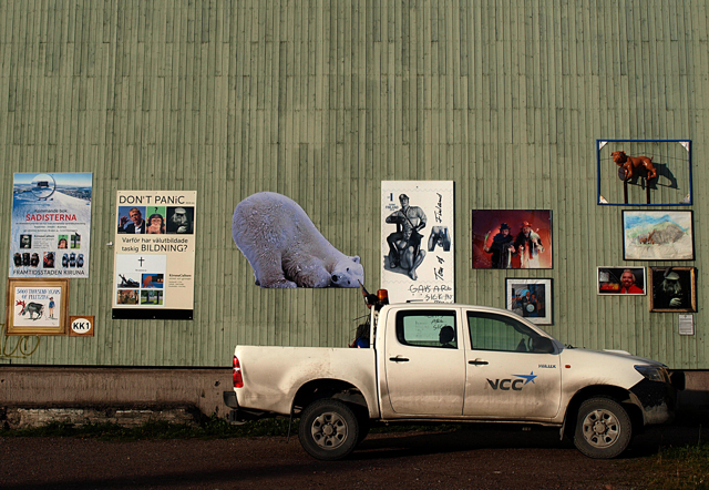 Viaggio a Kiruna, la città lappone che aspetta di essere spostata