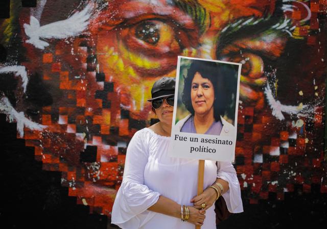 La storia di Berta Cáceres
