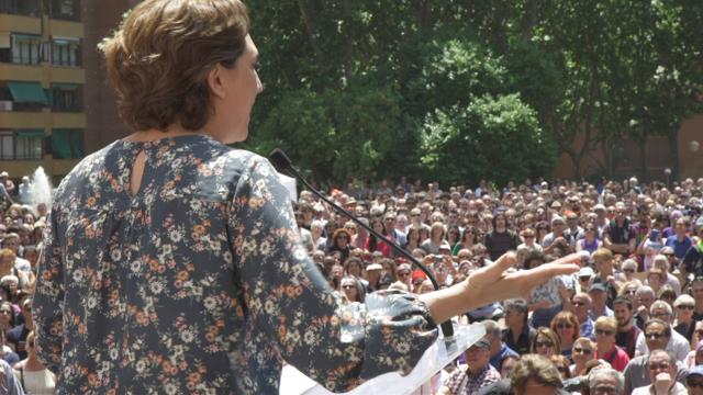 Alcaldessa, diario di una sindaca