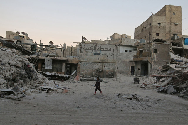 L'Europa è l'unico spiraglio per la pace in Siria