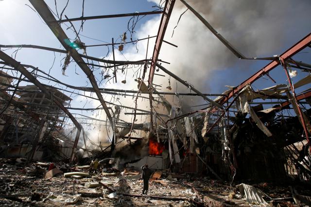 Anche in Yemen si combatte una guerra senza senso