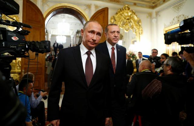 Aleppo e i siriani pagano il prezzo delle frustrazioni di Putin