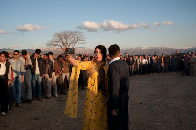 La lotta quotidiana dei curdi iraniani