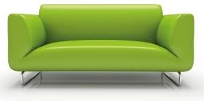 Gli incontri sul divano verde al Goethe-Institut di Roma