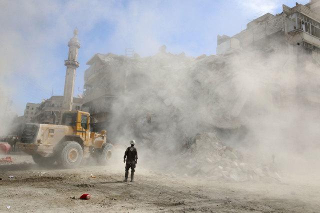 Puntare su Assad per salvare la Siria è un'illusione