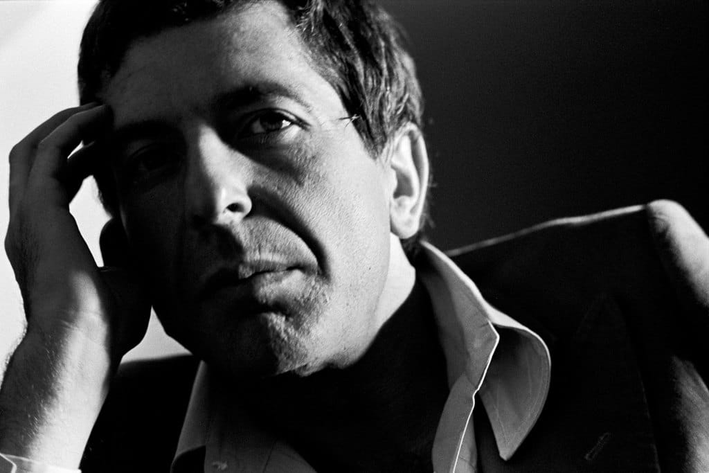 Leonard Cohen nel 1975. - WireImage/Getty Images