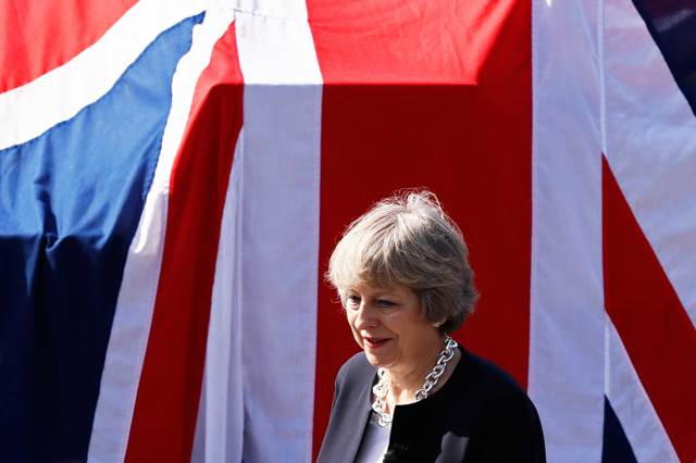 La premier britannica Theresa May non sa come gestire la Brexit