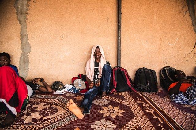 Rifugiati da sfruttare