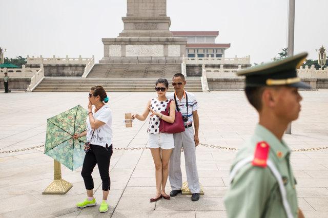 In Cina il turismo alternativo può riservare delle sorprese