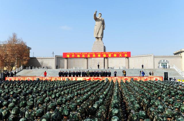 Pechino rafforza le misure di repressione nello Xinjiang