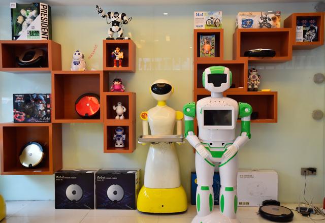 La corsa all'intelligenza artificiale