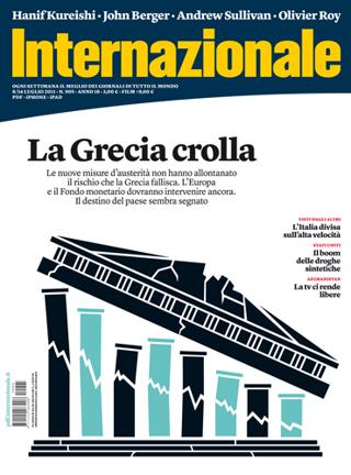 La Grecia crolla