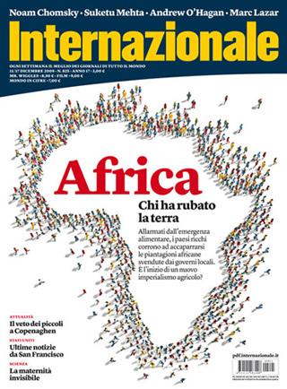 Africa: chi ha rubato la terra