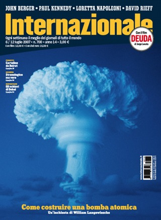Come costruire una bomba atomica