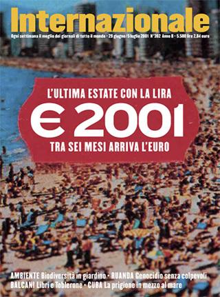 392 (29 giugno / 5 luglio 2001)