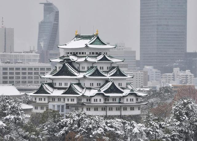 Castello di neve